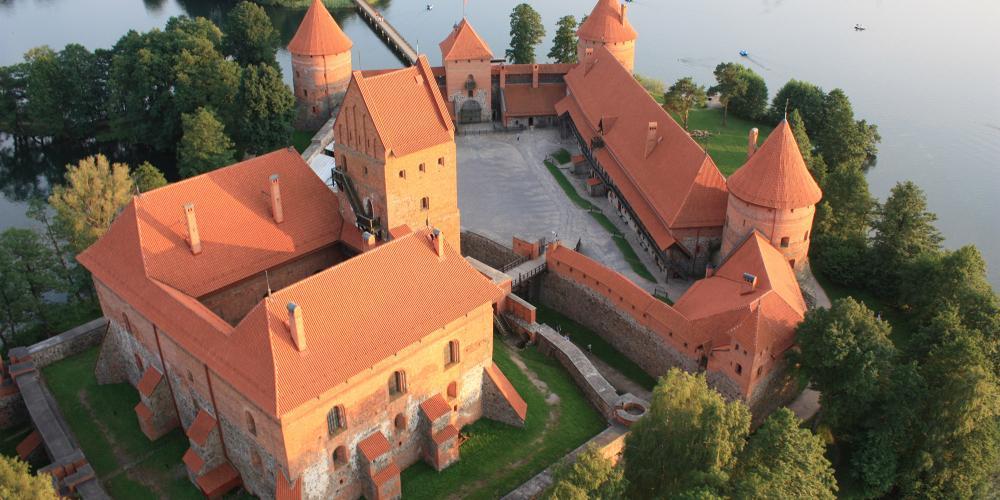 Trakai is one of the most visited spots in Lithuania and its tourism symbol—like Venice for Italy, or St Petersburg in Russia. – © Vytautas Samarinas