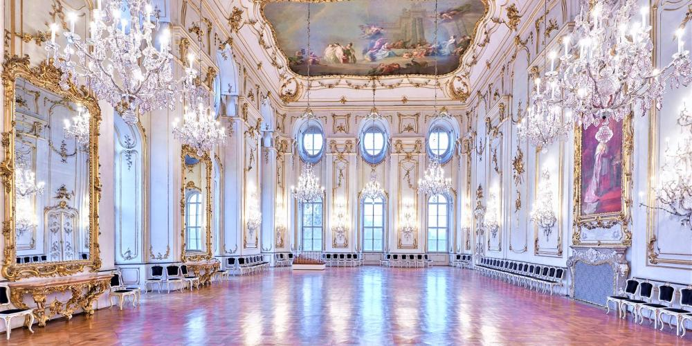 The greatest rococo room in the Czech Republic - the Assembly Hall - is named after the historical event which took place in the town of Kroměříž during the years 1848-1849. – © Tomas Vrtal
