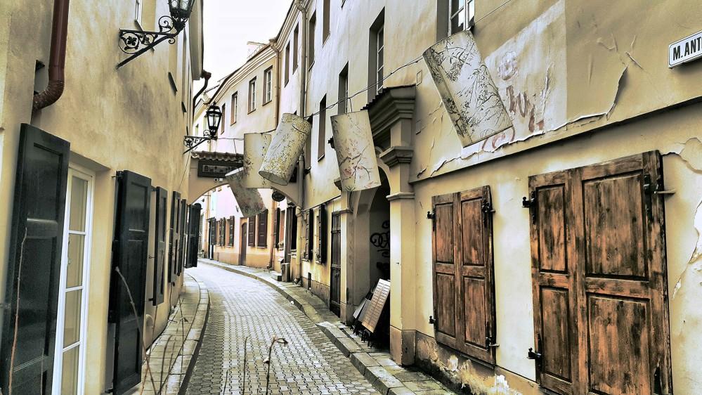 Vilnius is one of Europe's most photogenic and artistic cities. – © Vaidas Kančauskas / www.realisbeatiful.lt