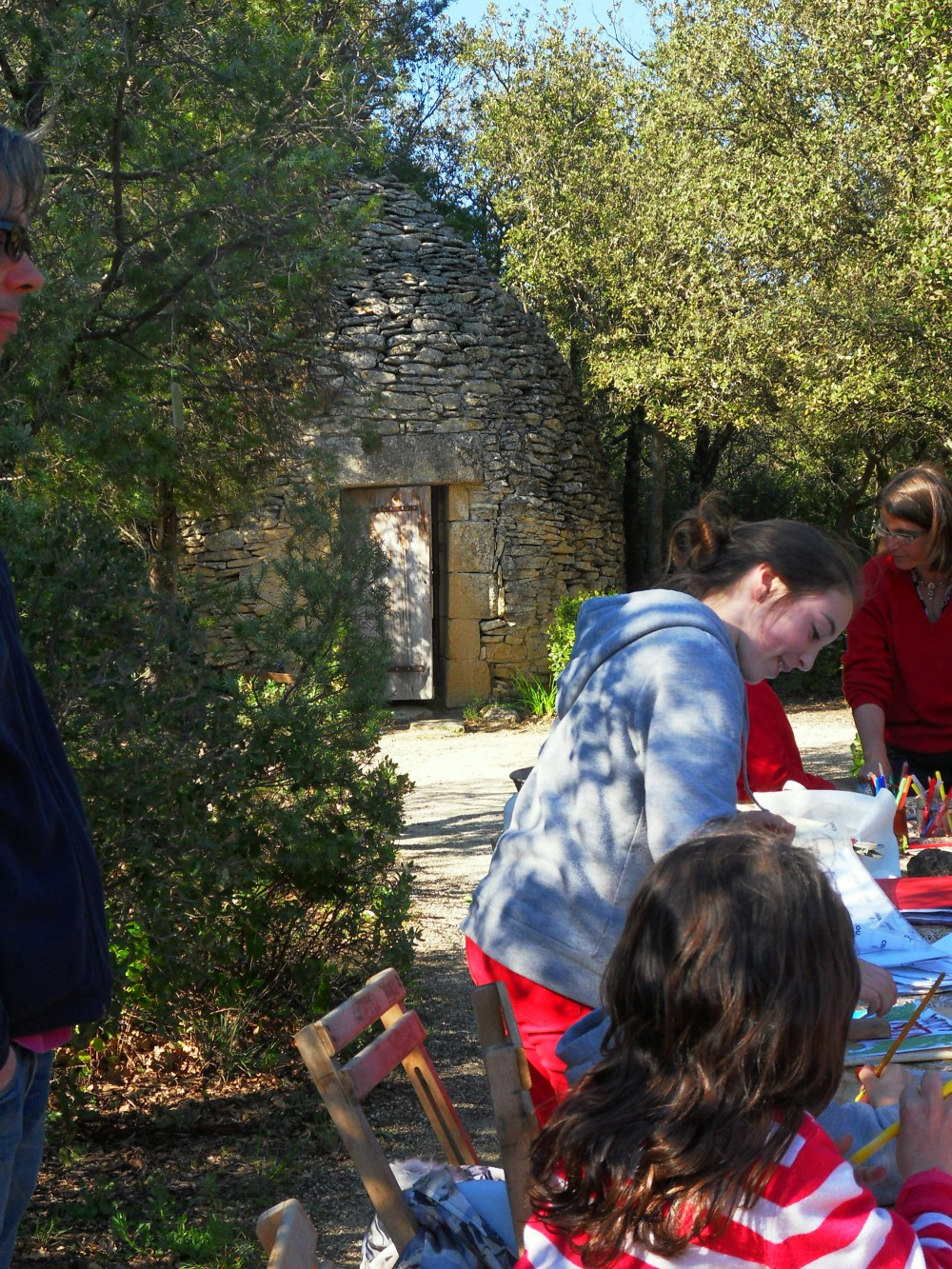 Garrigue en Fête: An event for the delight of children and adults, with a lot of discovery workshops. – © EPCC Pont du Gard