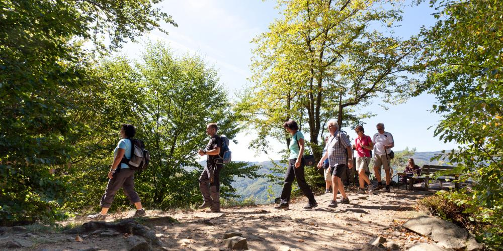 The diversity of the World Heritage Trail means there's something on offer for any type of hiker. – © Gerald Lechner / Donau NÖ
