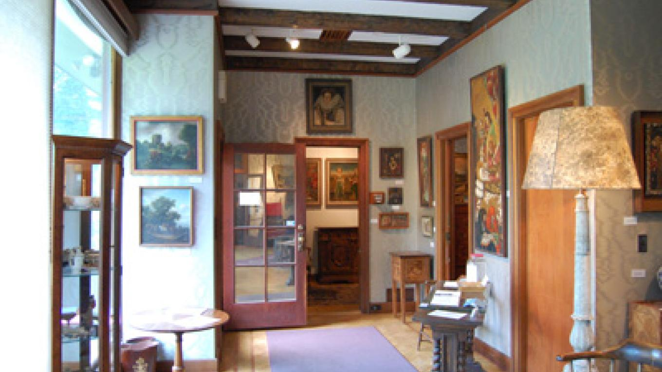 Front Foyer – Georgi Museum