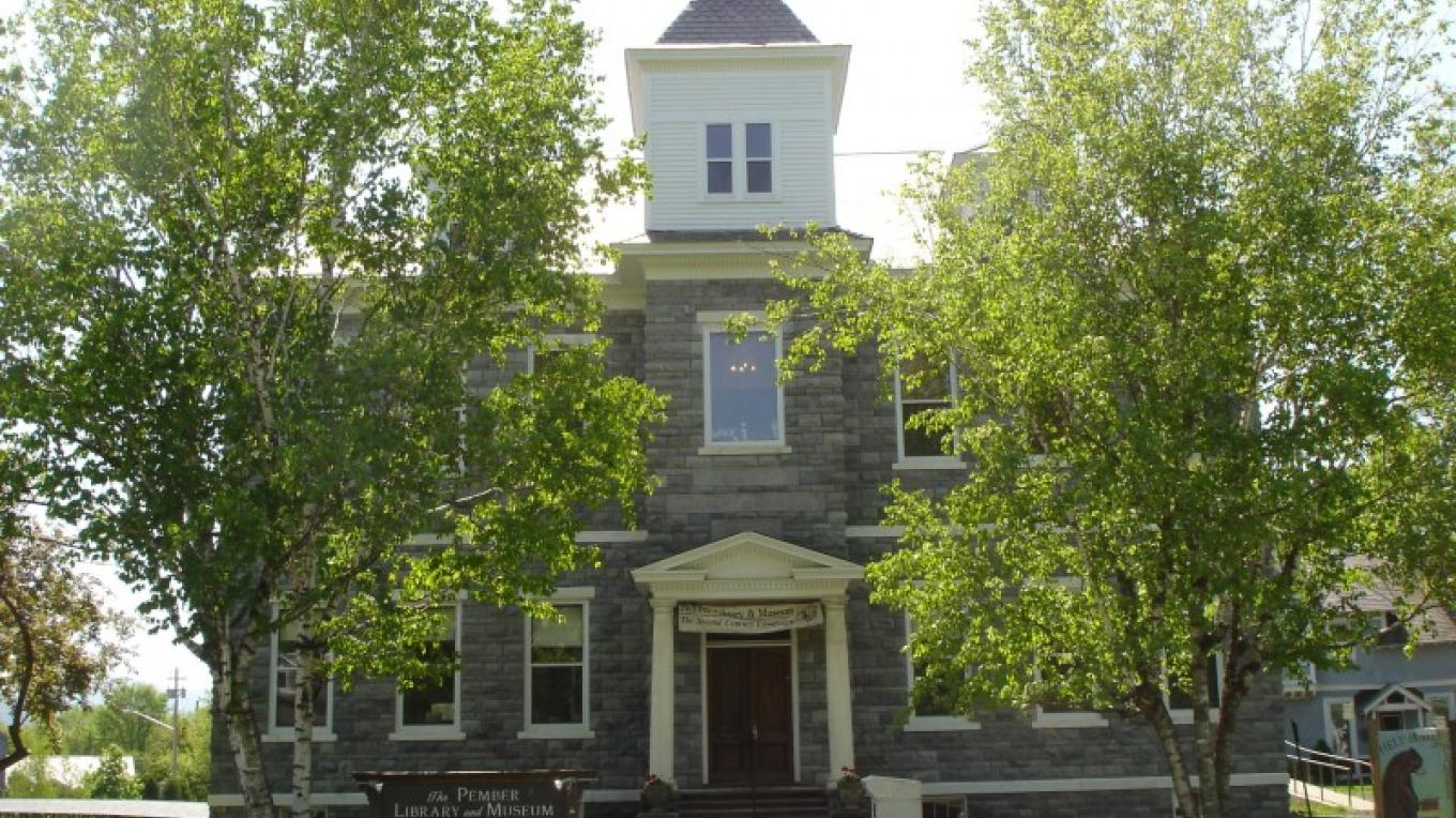 The Pember Library & Museum of Natural History – Pat Wesner
