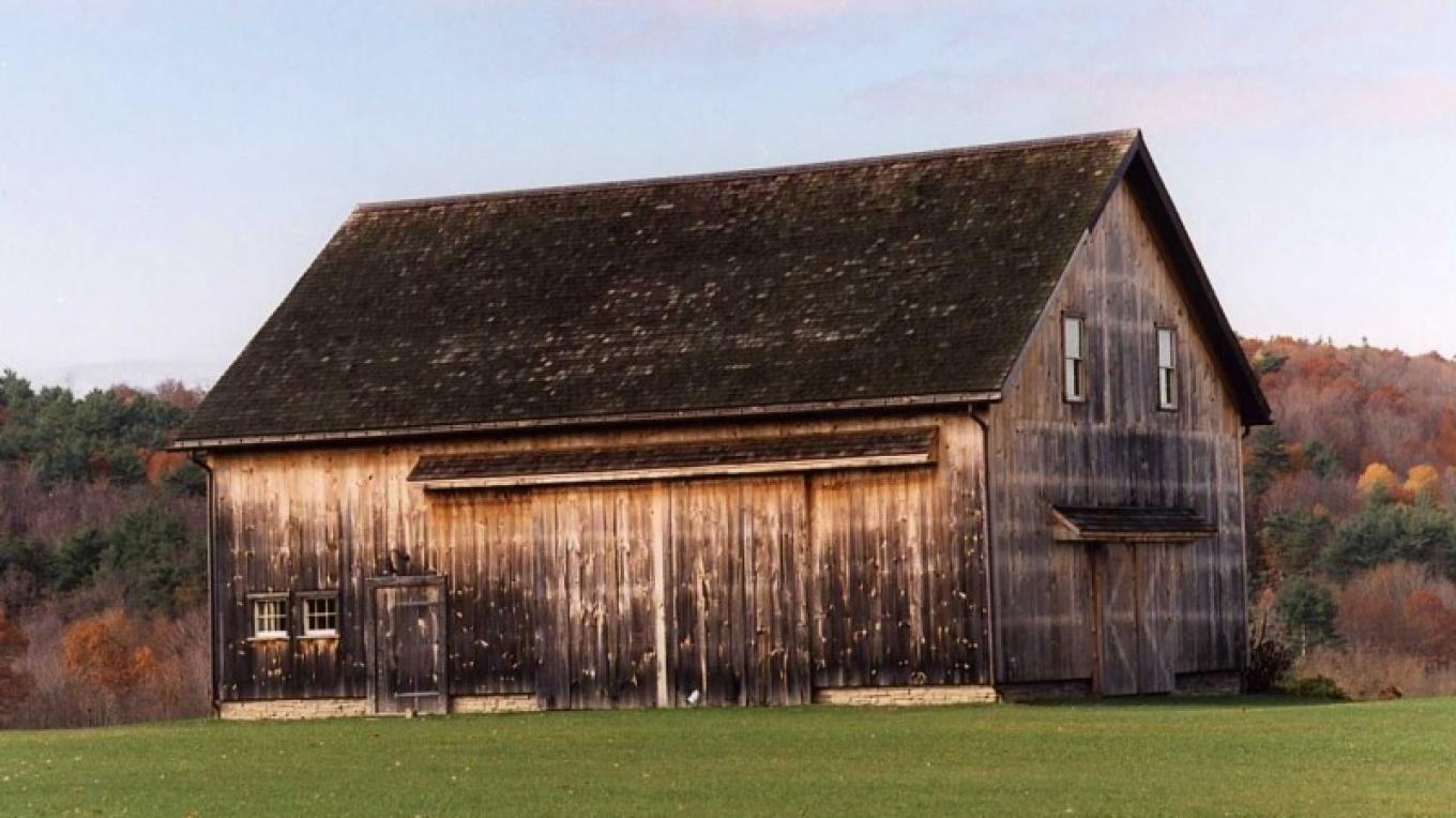 German Barn – The Persistence Foundation