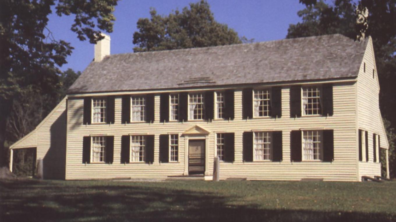 Schuyler House – Saratoga National Historic Park