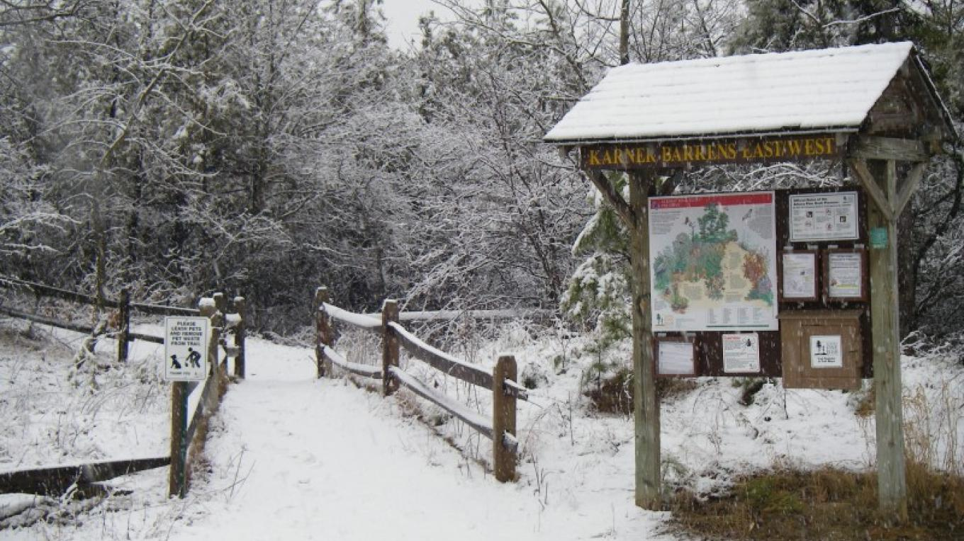 This globally-rare ecosystem offers visitors 18 miles of trails for an assortment of non-motorized recreational opportunities. – Albany Pine Bush Preserve Commission