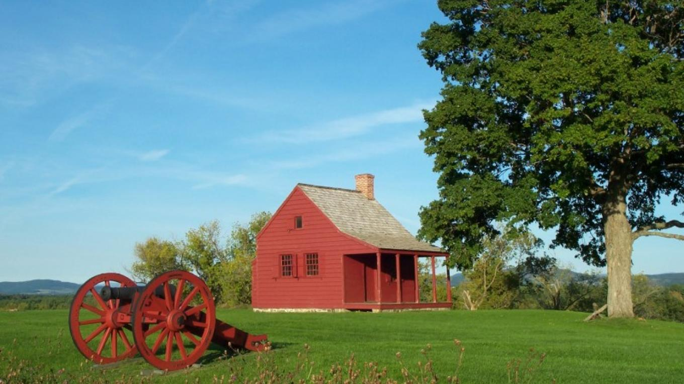 John Neilson Farmhouse – National Park Service