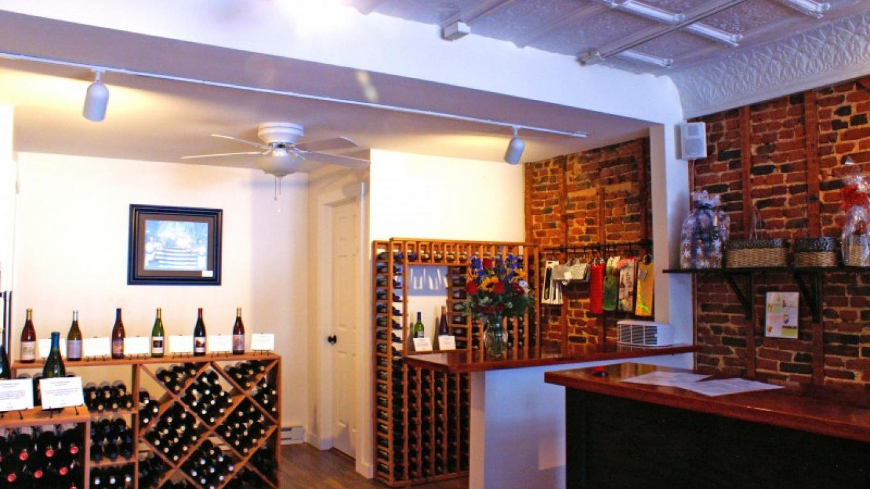 Interior, The Champlain Wine Company