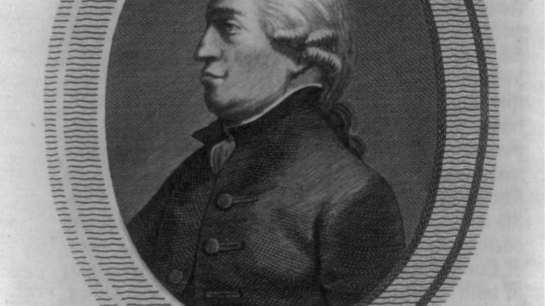 John Burgoye by Robert Pollard Courtesy of Library of Congress
