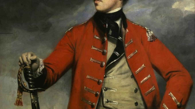 General John Burgoyne 1776 – Joshua Reynolds