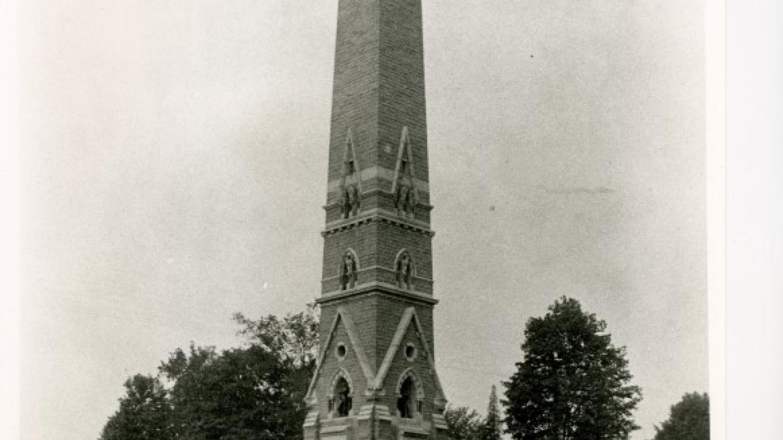 Saratoga Monument – Saratoga Town Historian