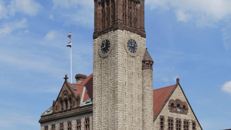 Albany City Hall – upstatenyer
