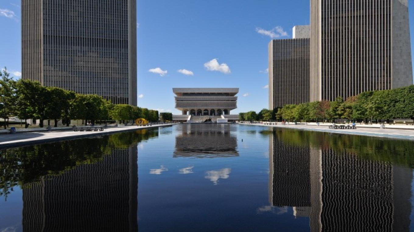 Empire State Plaza – Carl Bellavia