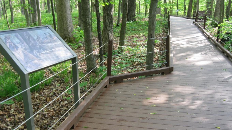 Victory Woods – Saratoga National Historical Park