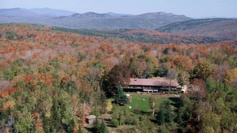 Lodge Setting – Garnet Hill Lodge