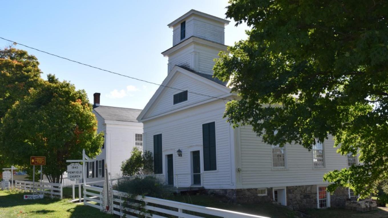 Penfield Church and Parsonage – Kama Ingleston