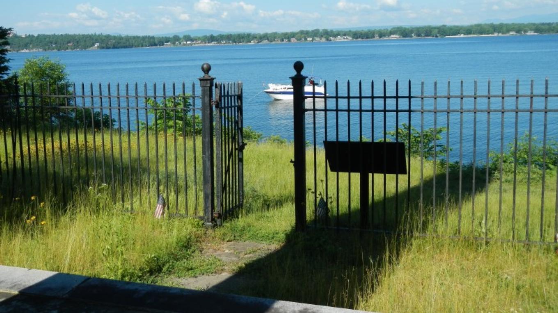 View from Crab Island – Ben Bradford (Adirondack Coast Visitors Bureau)
