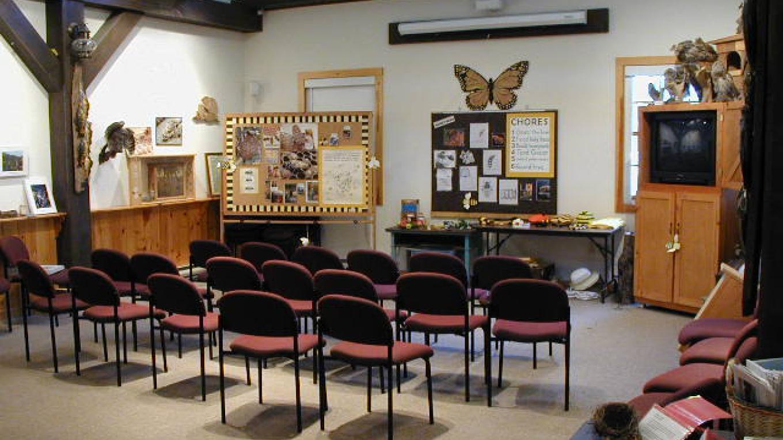 Auditorium interior – Matt Sprow