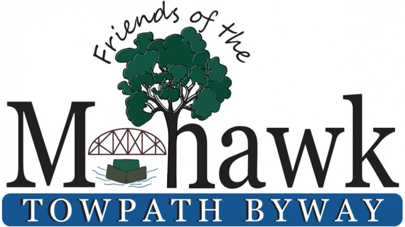 Logo of the Friends of the Mohawk Towpath Scenic Byway