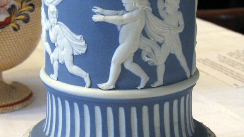 Wedgwood flower vase, ca. 1785 – Amanda Palmer