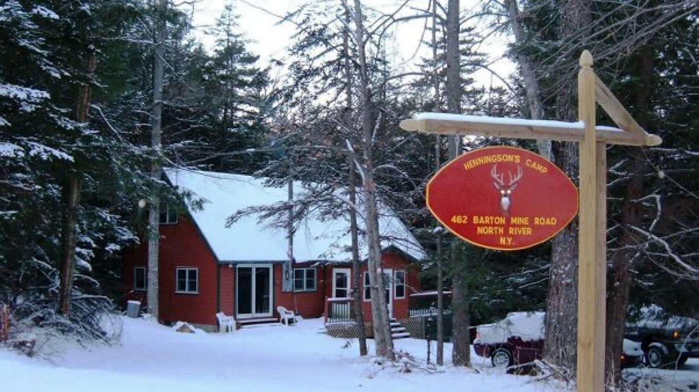 Henningson Cabin 2007 – John Henningson