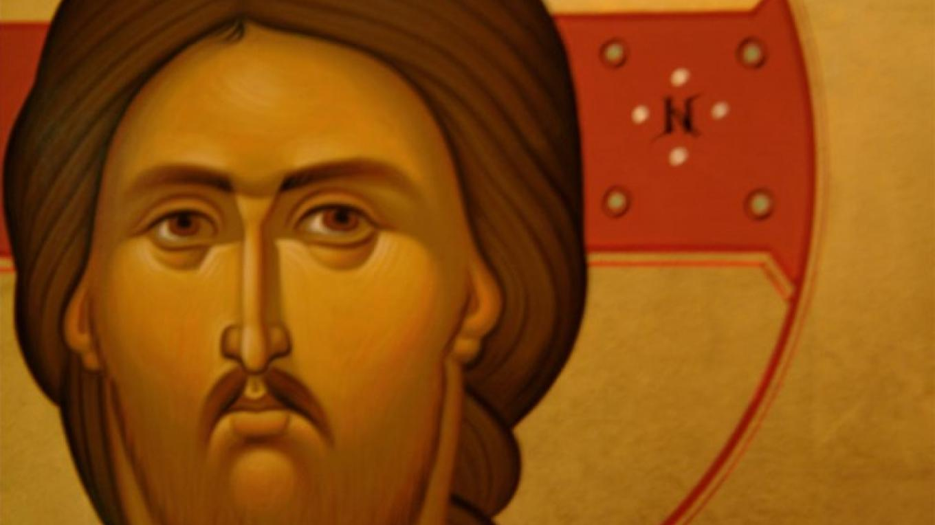IcXc - Blessed Silence – Br. Marc