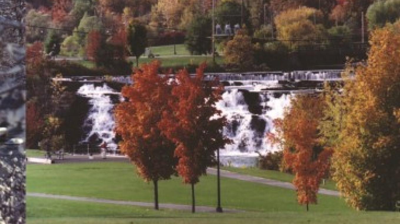La Chute River Walk Guide. – Courtesy PRIDE Of Ticonderoga