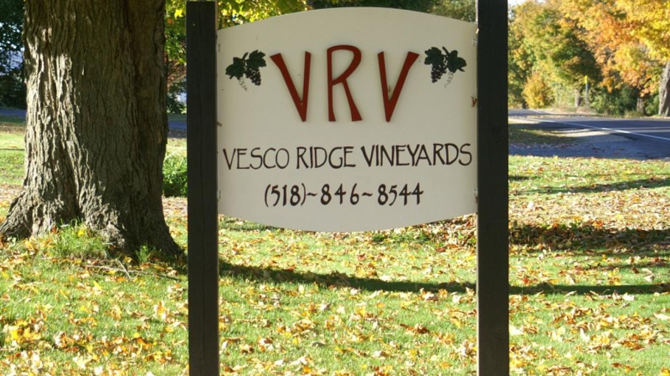 Vesco Ridge Vineyards – Dan Vesco