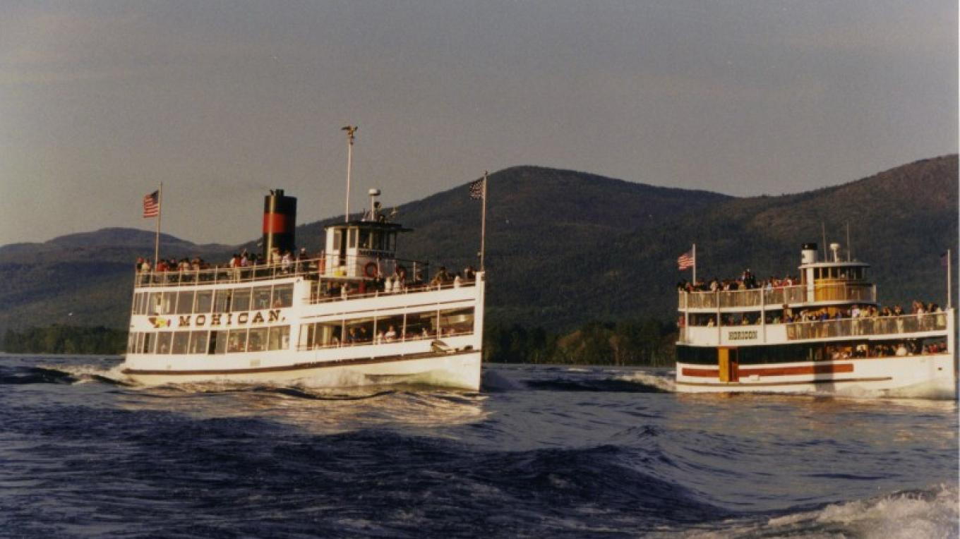 Lake George Steamboats – Warren County Tourism Department