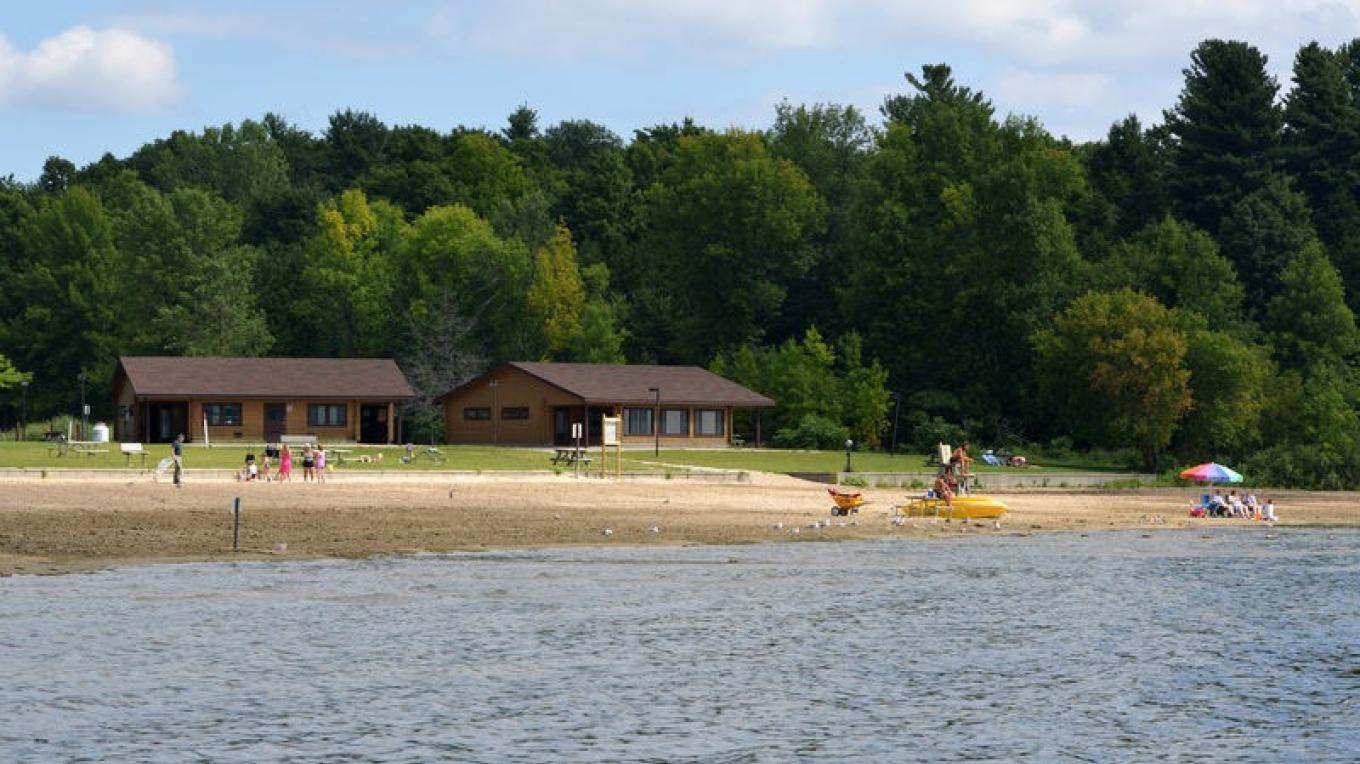 Summer at Point au Roche State Park. – I Love NY
