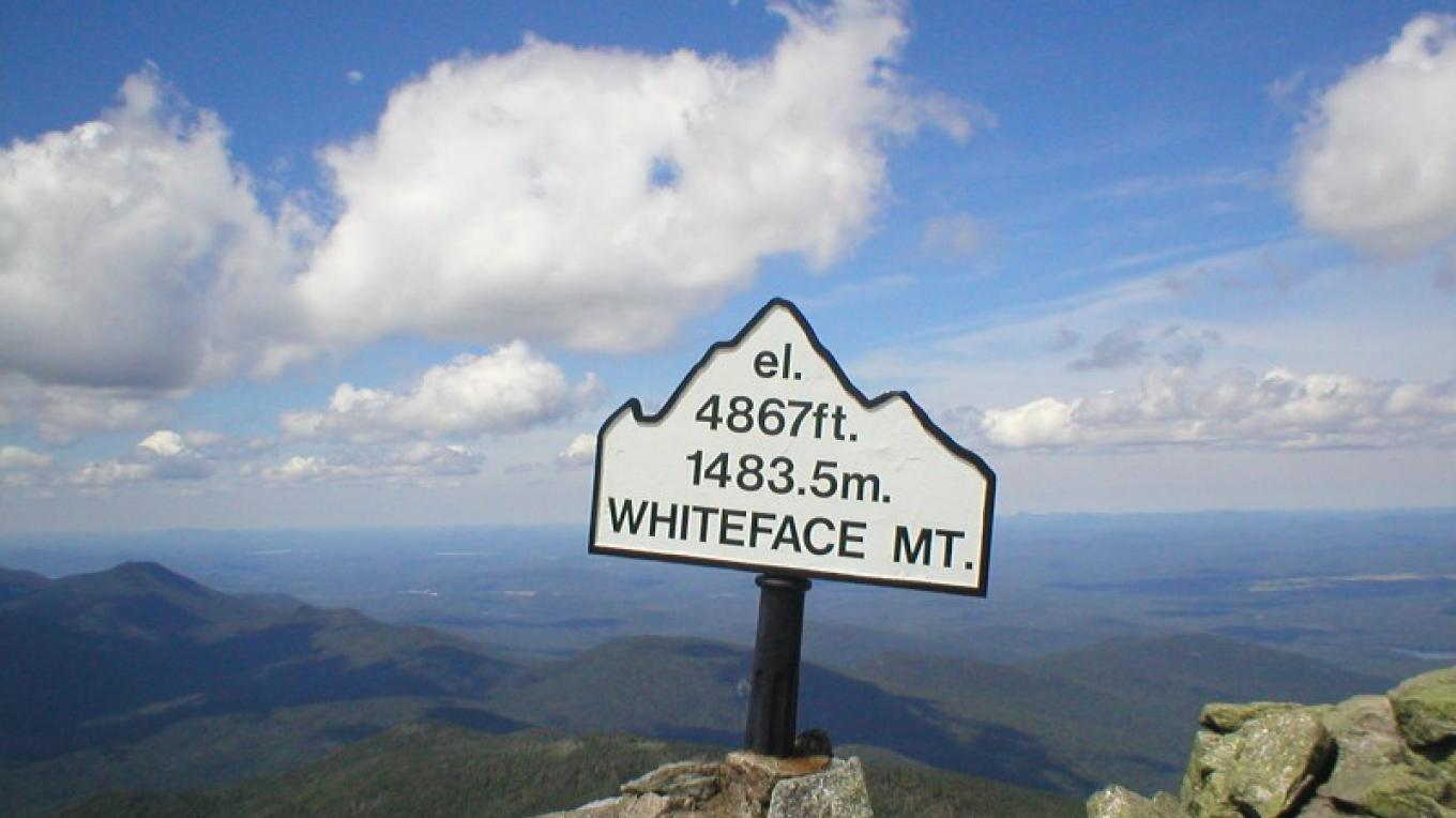 Top of Whiteface – ORDA