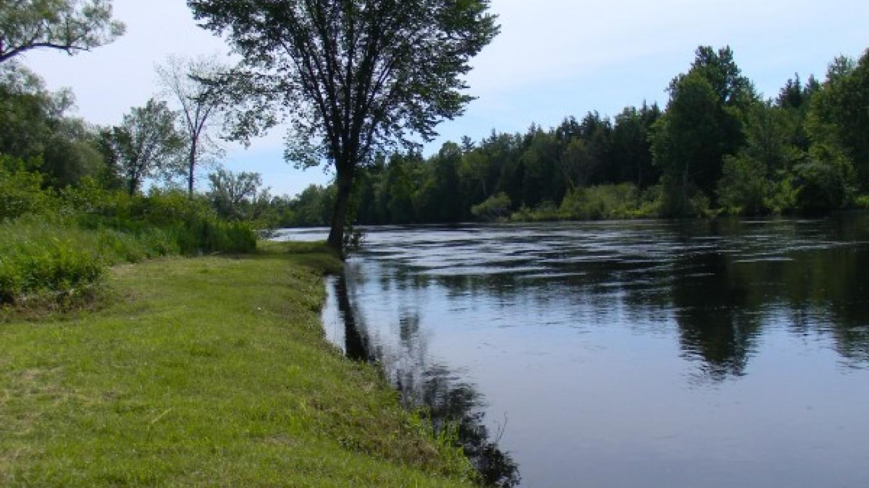 Upper part of the Saranac River. – Adirondack Coast Visitors Bureau