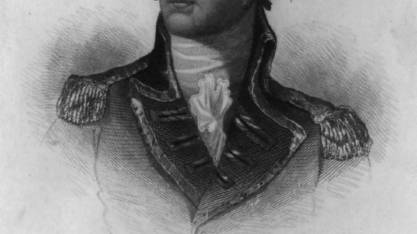 John Burgoyne – Library of Congress
