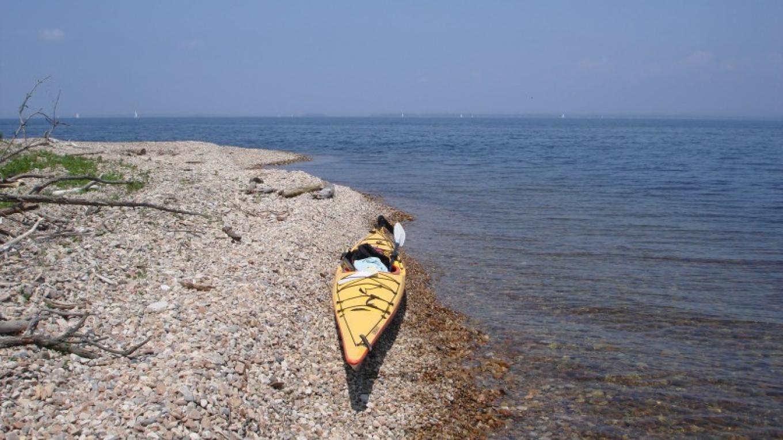 Northeast shore of Schuyler Island. – Courtesy of Cathy Frank