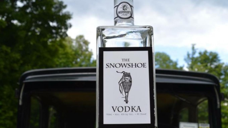 The Snowshoe Vodka – Sarah Beach