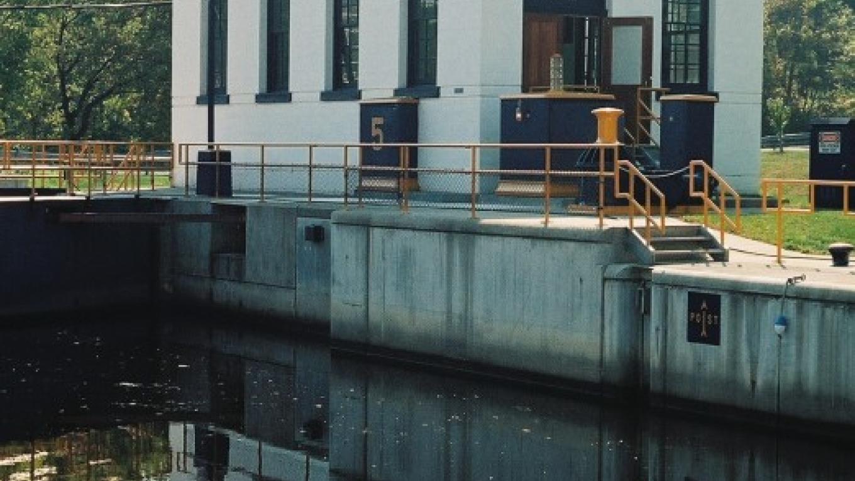 Lock C5, Schuylerville – J. Mackay