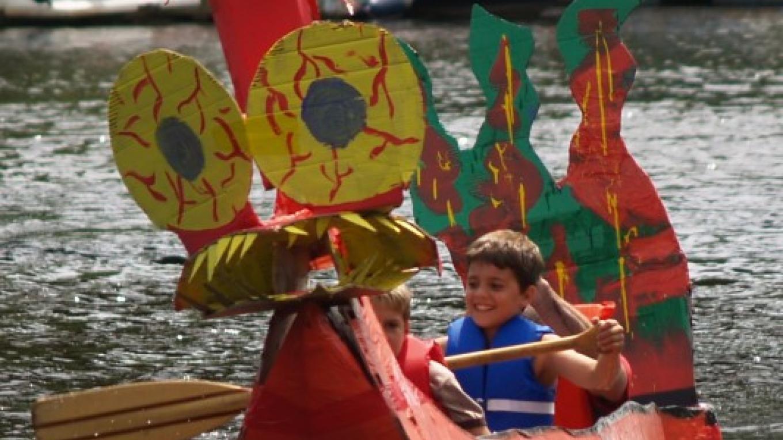 Cardboard Boat Races 2