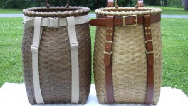 Make an Adirondack Pack Basket