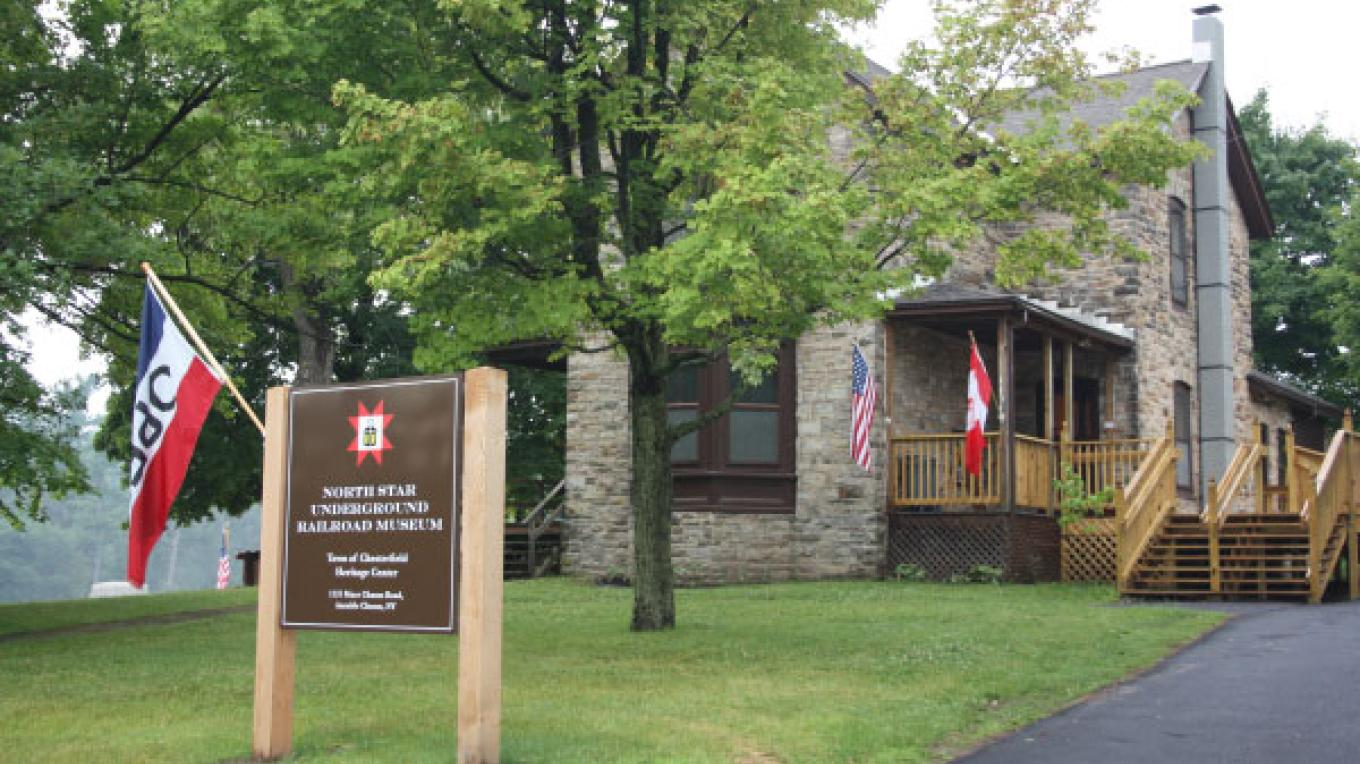North Star Underground Railroad Museum at Ausable Chasm