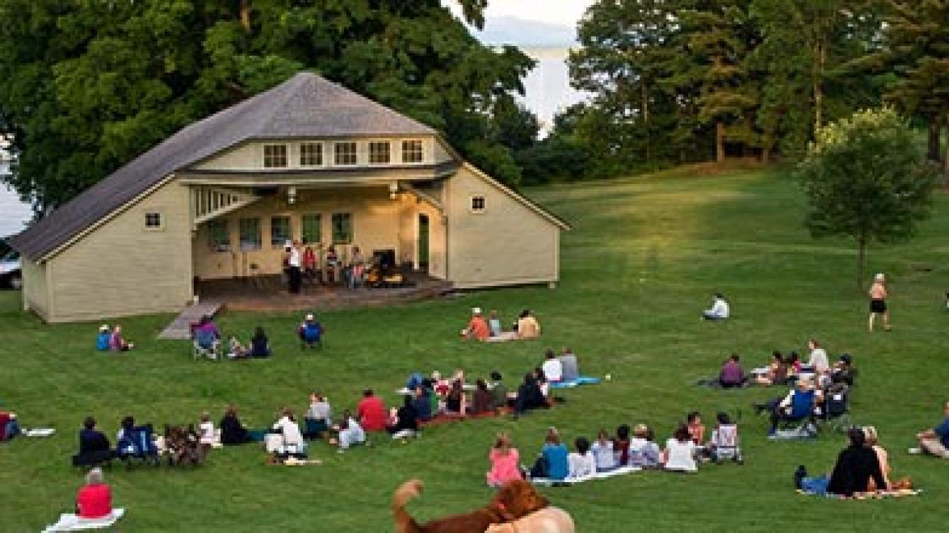 Summer concert series at the park. – Courtesy of the Ballard Park Foundation