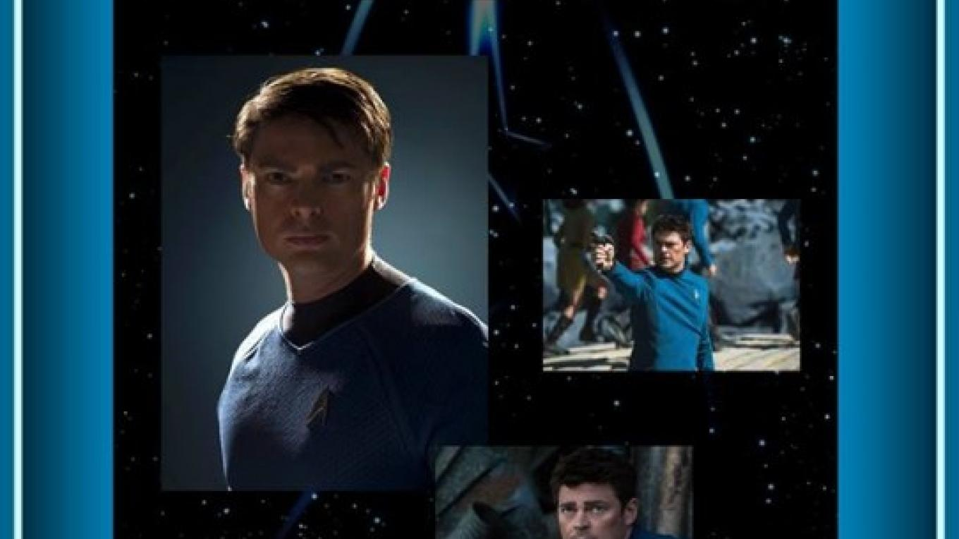 Karl Urban Trekonderoga 2018 Headliner! – Star Trek Tour staff