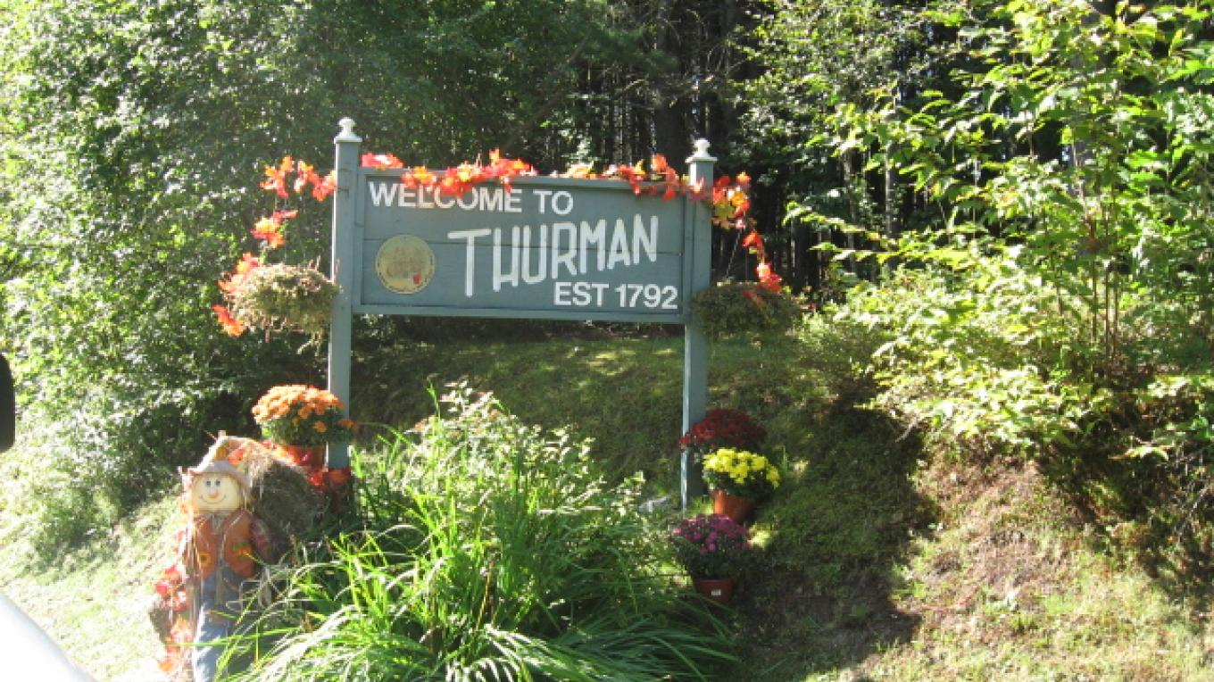 Welcome to Thurman – Perky Granger