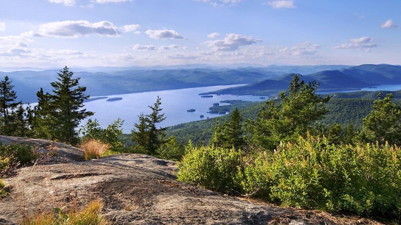 View from Buck Mountain – Carl Heilman II