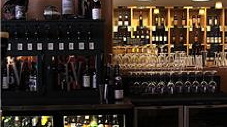 Stocked Bar – barVino