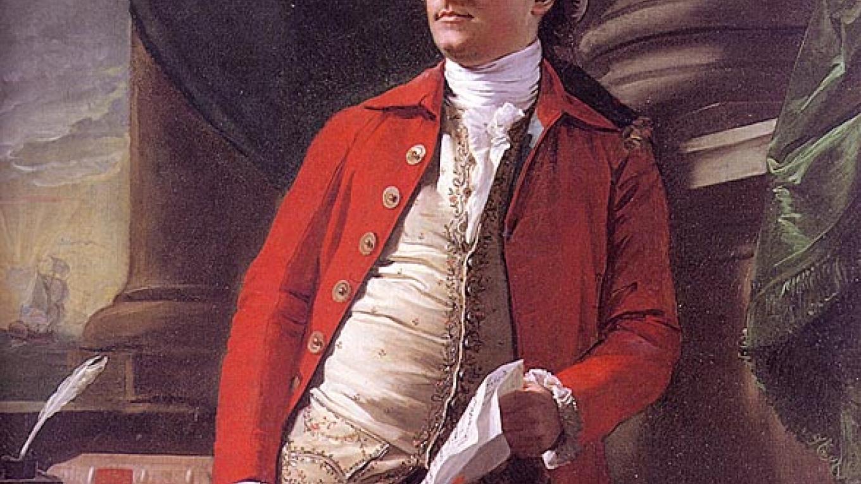 portrait of Elkanah Watson – John Singleton Copley