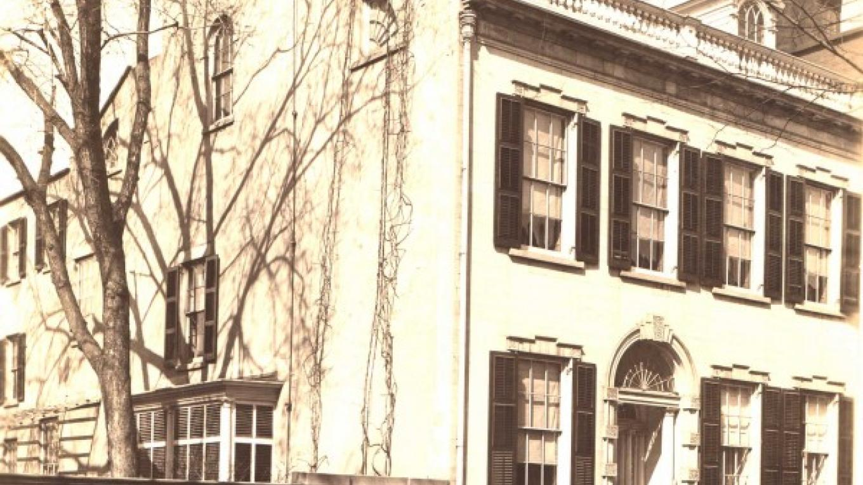 Hart-Cluett House c.1892