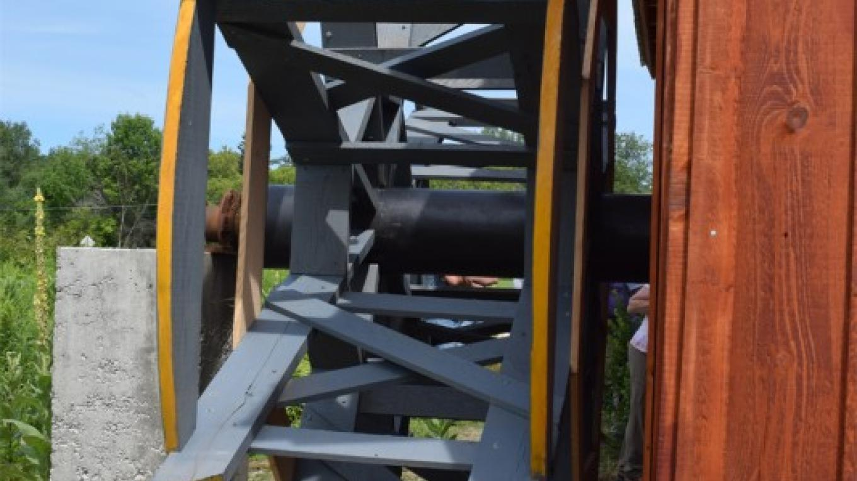 Waterwheel at the Pioneer Forge – Kama Ingleston