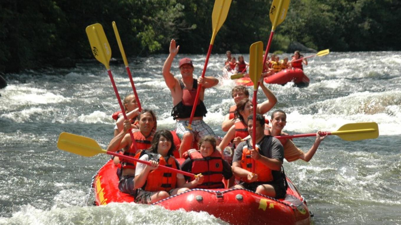 Family fun rafting with the Sacandaga Outdoor Center – Sacandaga Outdoor Center