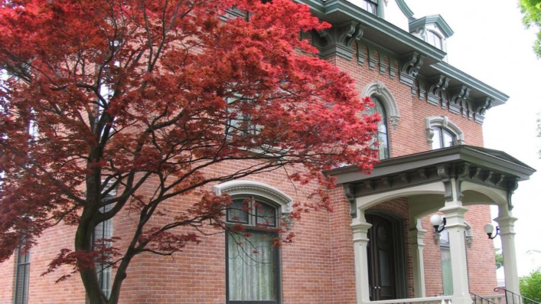 DeLong House – Chapman Historical Museum