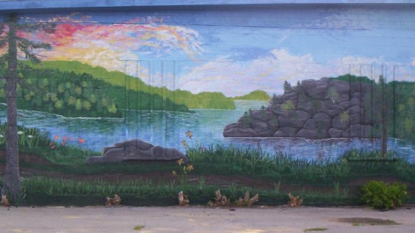 Mural on Mallory St. – Sher Millis